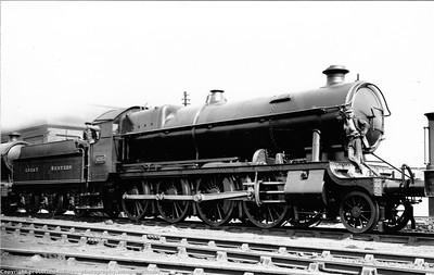 Churchward 4700 class 2-8-0