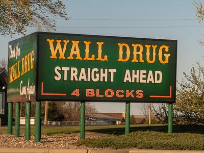 Wall, SD
