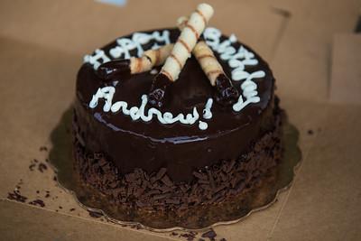 Andrew's Birthday 2021