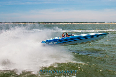 Norfolk Powerboat for a cure 2014-Saturday