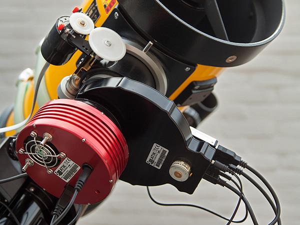 Takahashi Epsilon180ED; Atik 11000; Atik EFW2 filter wheel