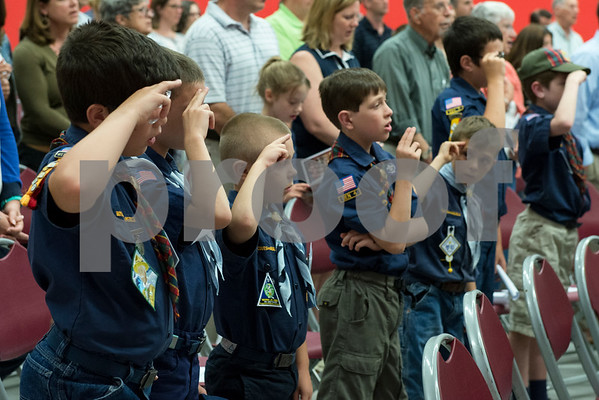 2016 Scouting Awards