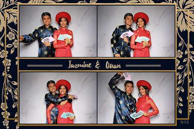 Jazmine & Quan's Wedding