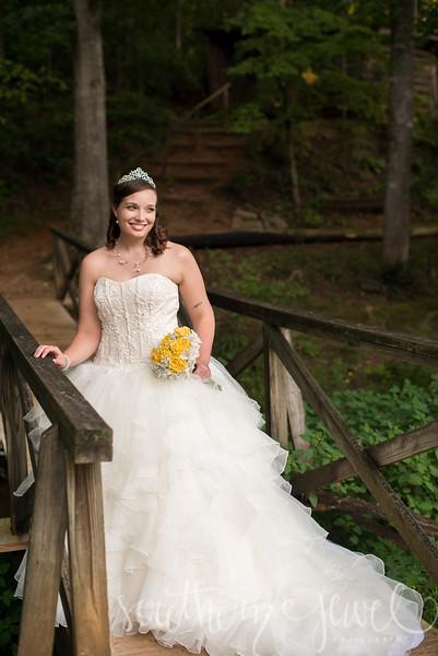 Jamiee M Bridal Portraits
