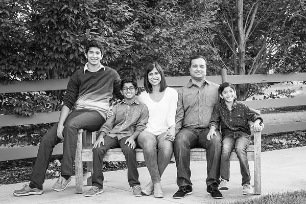 Reddy Family: Fall 2016
