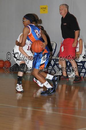 MoKan Eclipse VS Angels Basketball Club