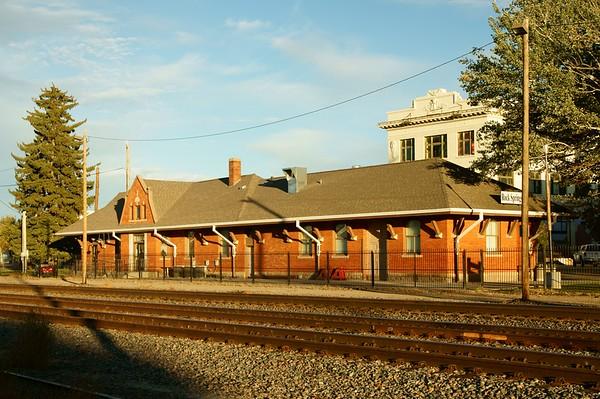 Wyoming Depots