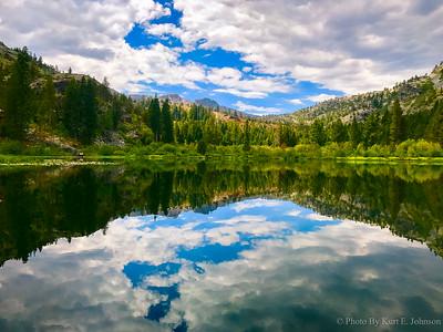 Lily Lake, South Lake Tahoe 08-27-2017
