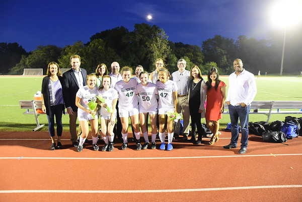 US Fall Sports Senior Recognition