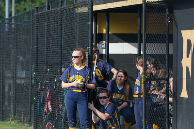 Softball: Loudoun County JV 14, Freedom JV 6 by Derrick Jerry on May 9, 2019