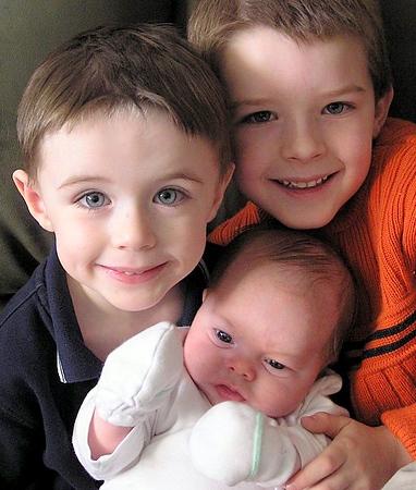 Nate's Blessing 2006