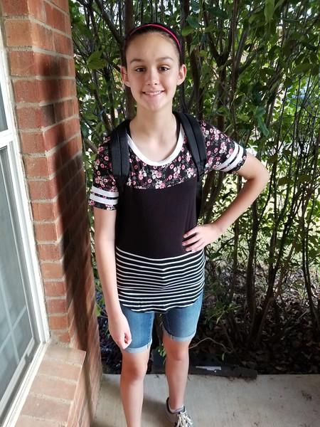 Emerson | 7th grade | Leander Middle School