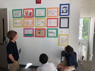 4th Grade - Gallery Visit