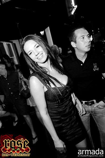 Rose Bar Wednesdays - 07.04.2012
