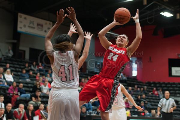 11/16/13 Women's Basketball vs. PCU