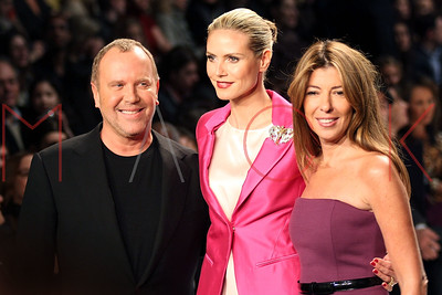 New York, NY - February 20:  PROJECT RUNWAY Season 6 finale at Mercedes-Benz Fashion Week Fall 2009, New York, USA.
