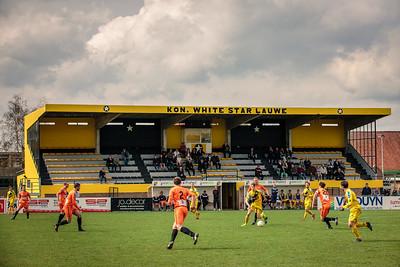 White Star Lauwe v. Sassport Boezinge, Eerste Provinciale West-Vlaanderen, 15/04/2018