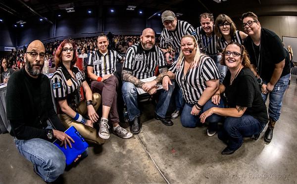 TXRD Holy Rollers vs. Rhinestone Cowgirls 8/20/2016