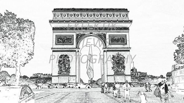 Eklektik Linear Transforms of Photos