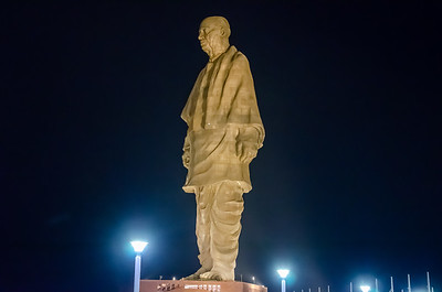 Vadodara and The Statue of Unity
