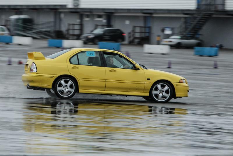 Yellow MG