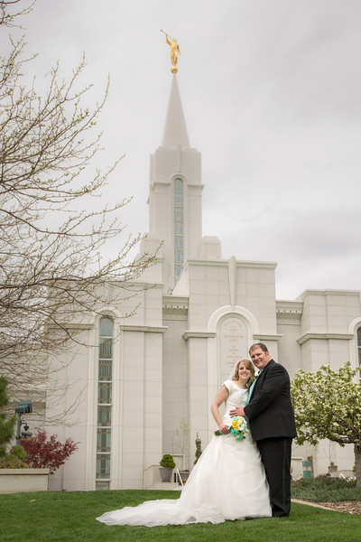 Formals, Bountiful LDS Temple