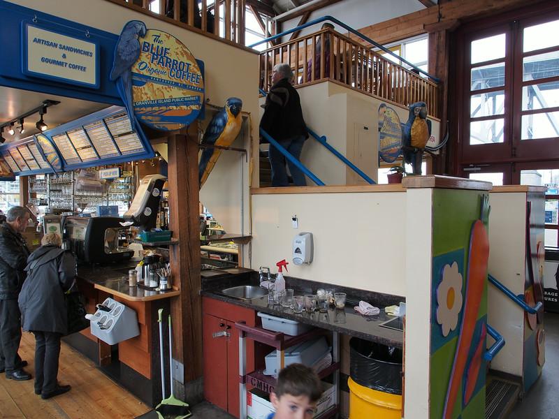 Oct. 19/13 - Eatery in Granville Public Market