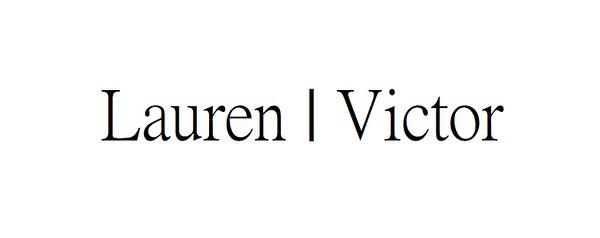 Lauren and Victor