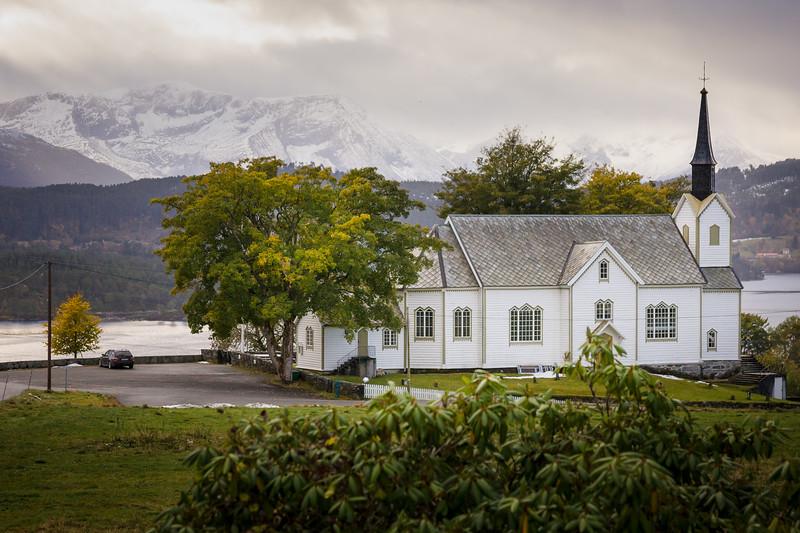 Skodje Kirche, Norway