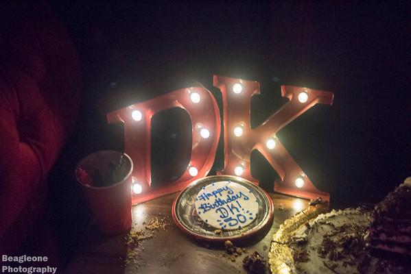 DK's 50th BDay Bash
