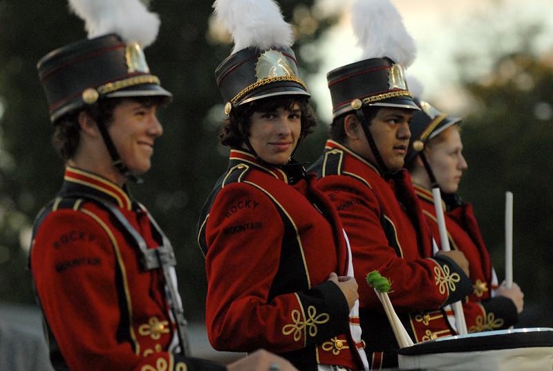 2007 RMHS Band Homecoming