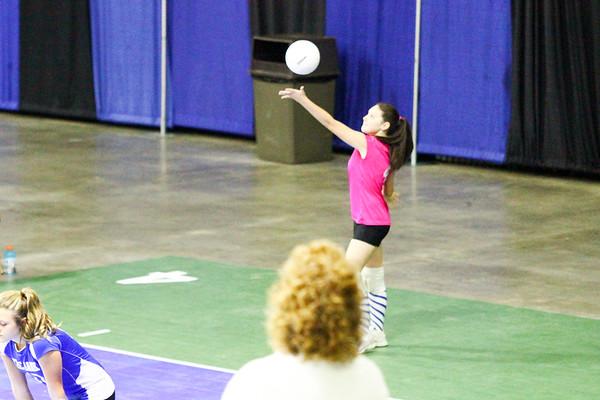 Lady Pioneers vs Sissonville @ Tri-Match