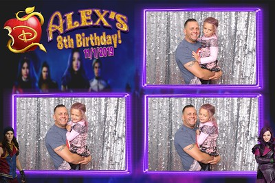 Alex's 8th Birthday
