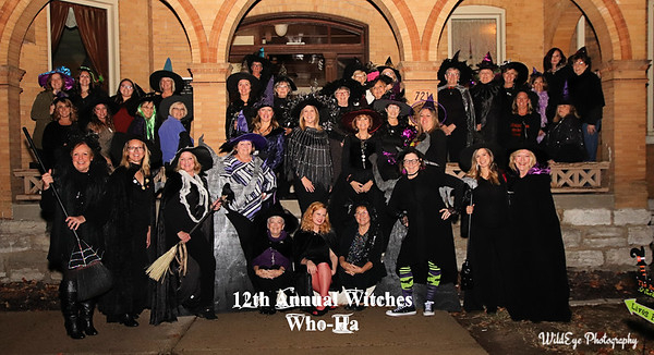 2019 - 12th Annual Witches Who Ha