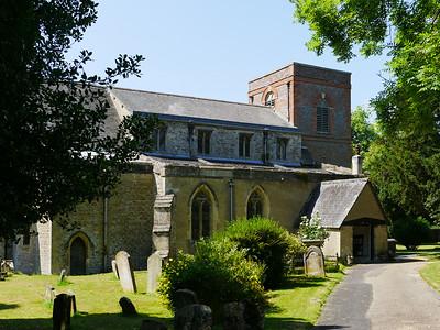 Brightwell-cum-Sotwell (3 Churches)
