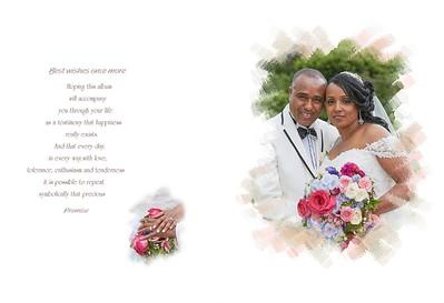 Selam & Legese Wedding