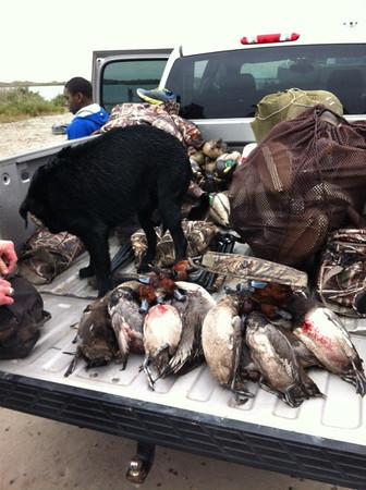 2013 Aransas Pass Duck Hunt