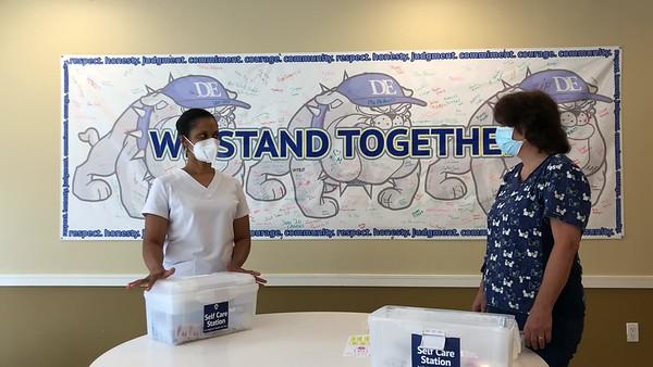 Nurses Safety Box Video for Teachers