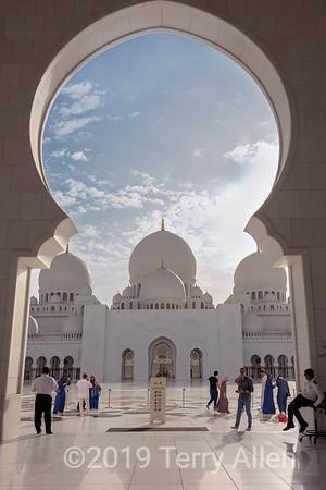 Dubai and Abu Dhabi