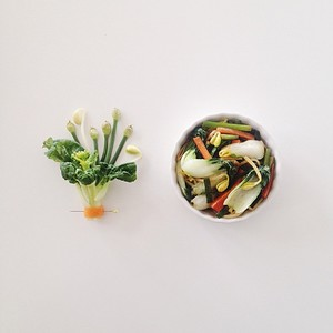 Food Boutonniere