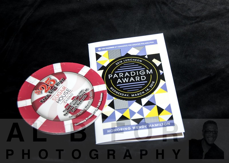 Mar 15, 2018 Paradigm Award Luncheon 2018
