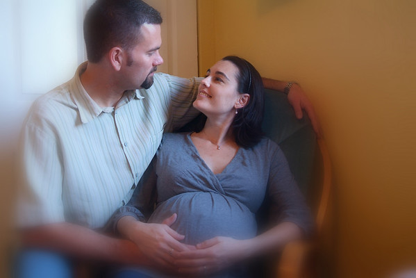 Shana & Chad -- pregnancy