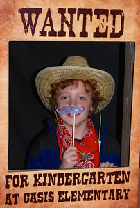 2013 Kindergarten Rodeo More w/Wanted Posters
