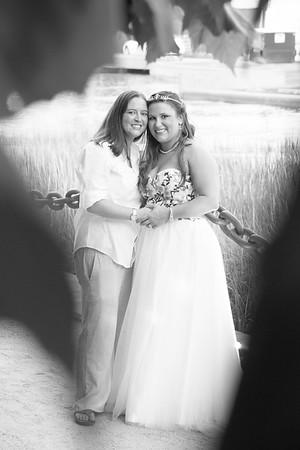 Leah + Amanda 081917