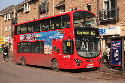 First London (Centrewest) - Double Deckers