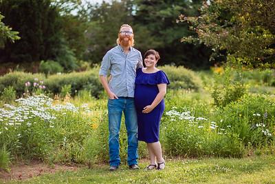 Amanda & Will Maternity
