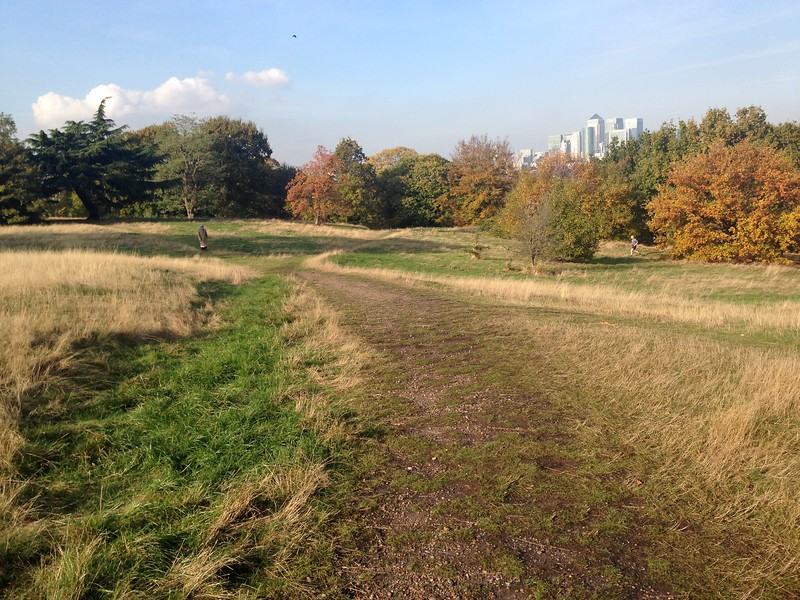 Greenwich Park Restoration, London