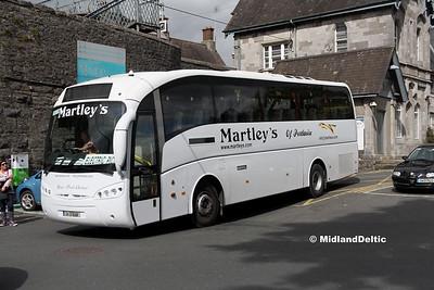 Portlaoise (Bus) Electric Picnic Arrival, 02-09-2016