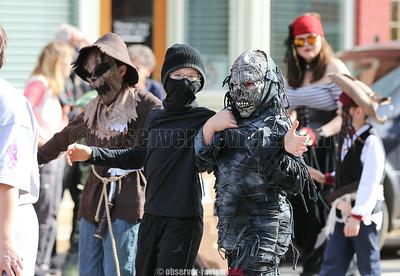 Dundee Halloween Parade 10-28-17