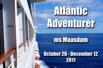 2011 Atlantic Adventurer